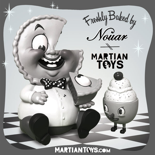 Mister Self Indulgence Old Timey Edition by Nouar x Martian Toys