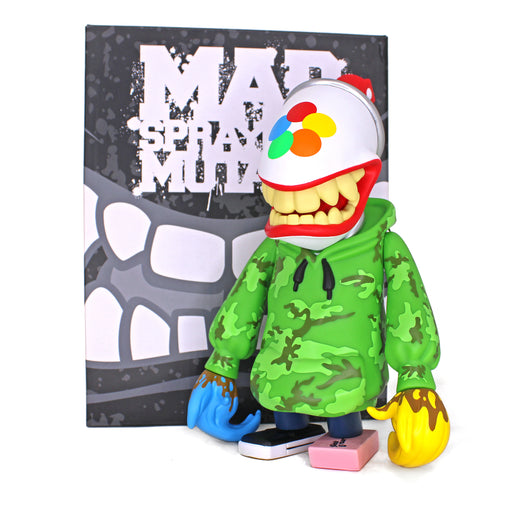 Mad Spraycan Mutant OG STREET  by  Jeremy MadL  x  Martain Toys