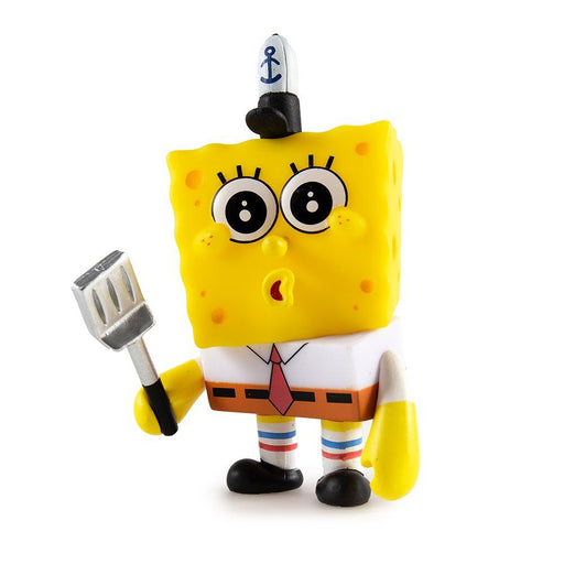 Many Faces of SpongeBob SquarePants Blind Box Series  by  Nickelodeon  x  Kindrobot
