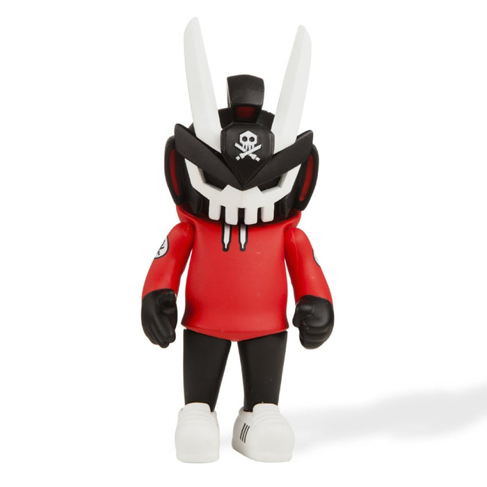 TEQ63 OG BLK & RED  by  Quiccs  x  Martian Toys