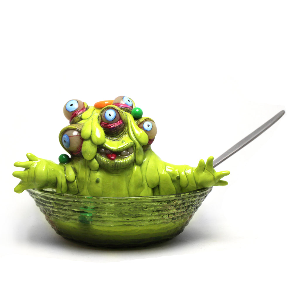 FoodFight!  - Mealy Monster
