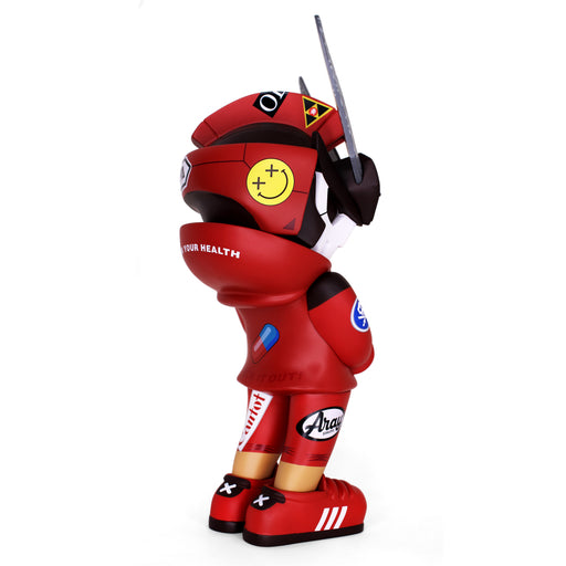 "Otomo MegaTeq 12""  by  Quiccs  x  Martian Toys"