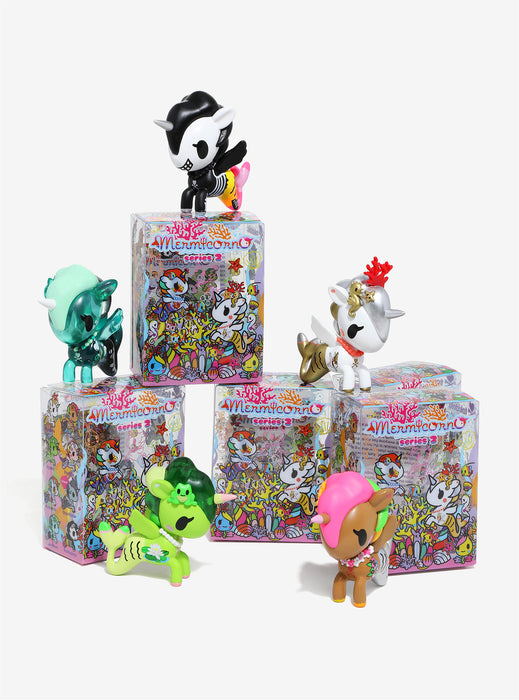 Mermicorno Blind Box Series 2 by TokiDoki
