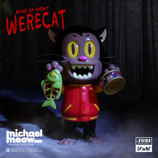 WereCat Ed. Michael Meow by Jubi