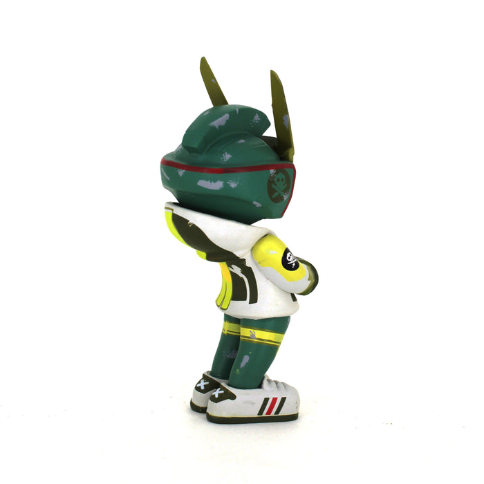"ARO ONLY! Micro BOBATeq 3"" by Quiccs x Martian Toys"
