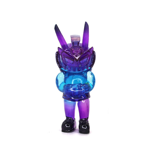 "MicroTeq 3"" OIL SLICK Translucent  by Quiccs x Martian Toys"