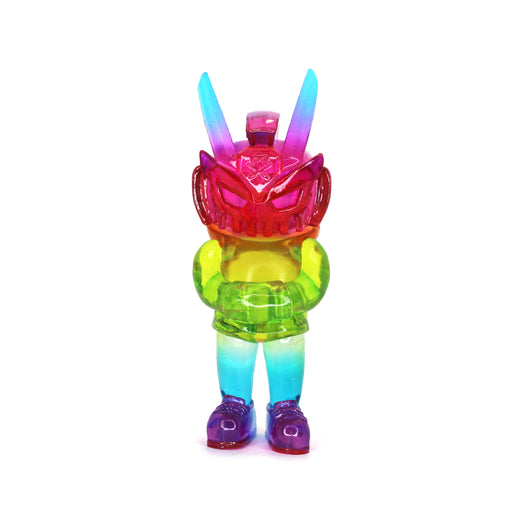 "MicroTeq 3"" TROPIC THREAT Translucent  by Quiccs x Martian Toys"