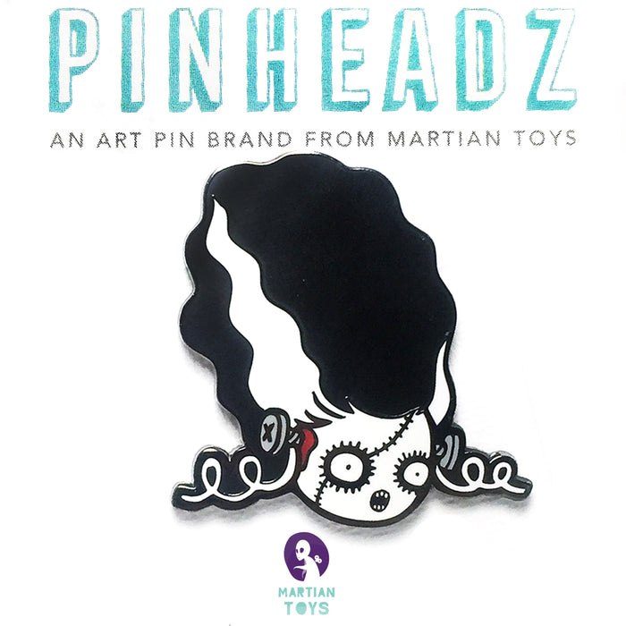 PinHeadz - Mizna Wada - Electric Bride