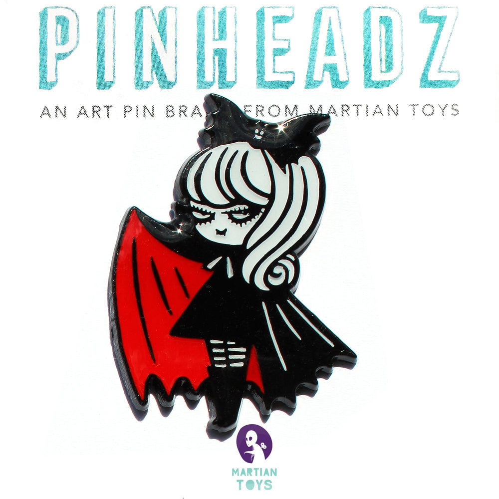 PinHeadz - Mizna Wada - Dracula's Daughter Pin