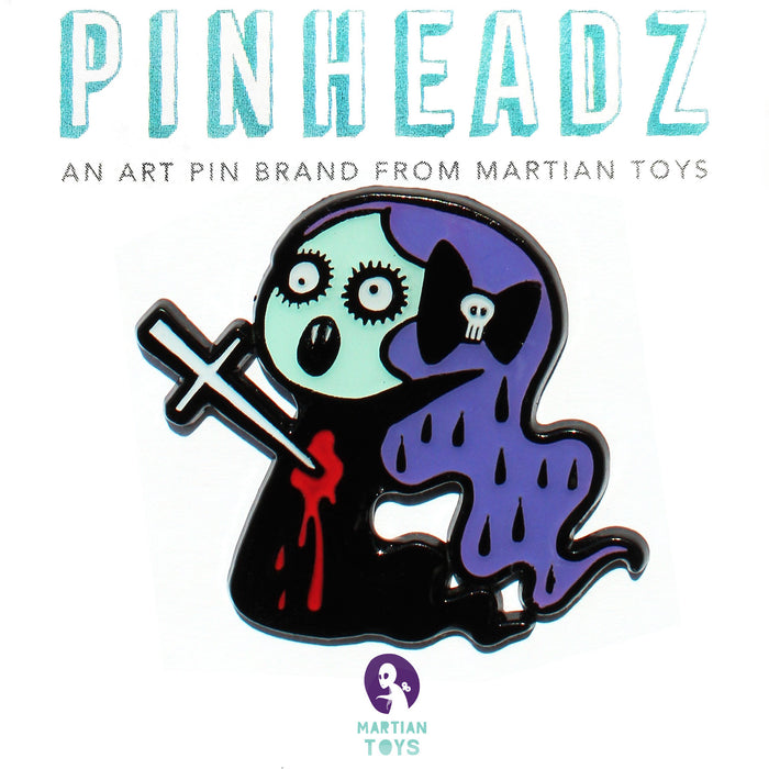 PinHeadz - Mizna Wada - The End Pin
