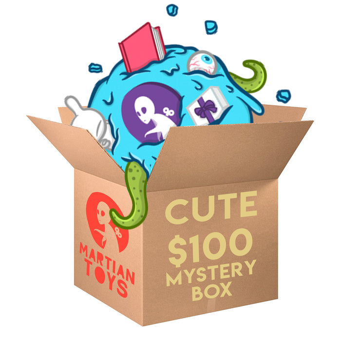 Mystery Bags! Martian Toys Cyber Monday