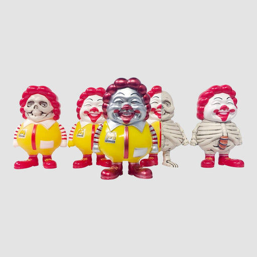 MC Supersize Mini Figures by Ron English