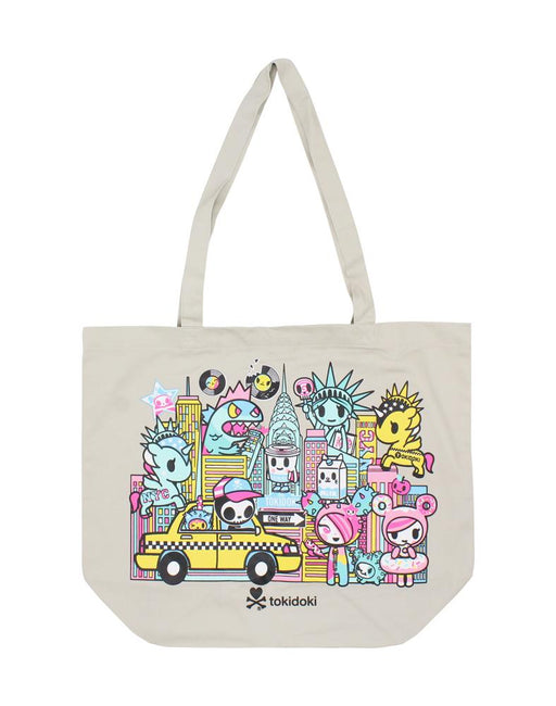 Tokidoki - NY 2021 Collection - Twill Tote Bag