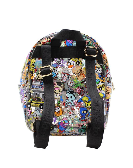 Tokidoki - NY 2021 Collection - Clear Small Backpack