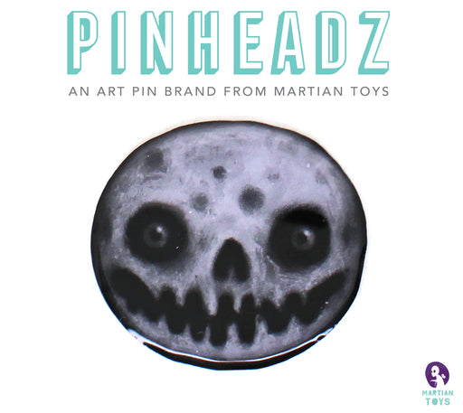 PinHeadz - Creeptoons - Bad Moon