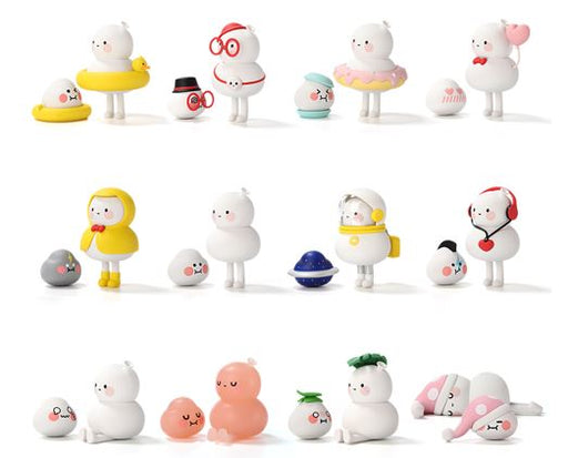 Bobo and Coco Mini Series  by  Bobo  x  POP Mart