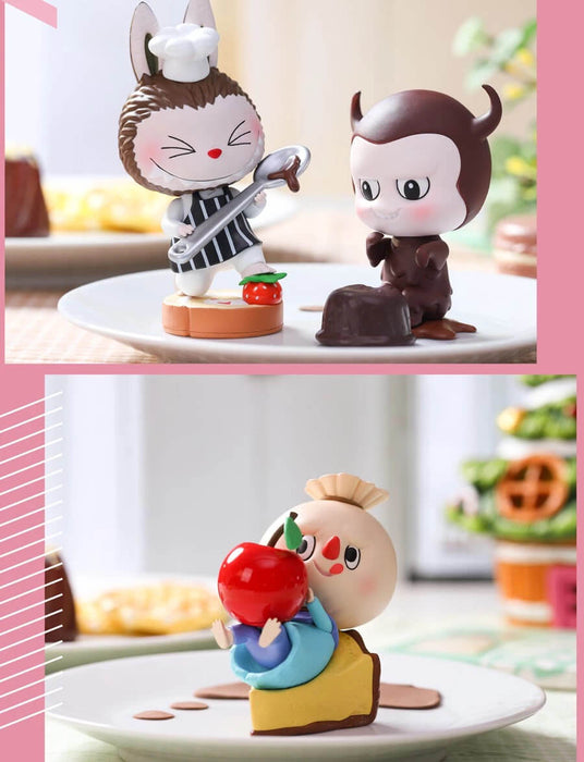 Labubu The Monster Patisseries Series  by  Kasing Lung  x  POP Mart