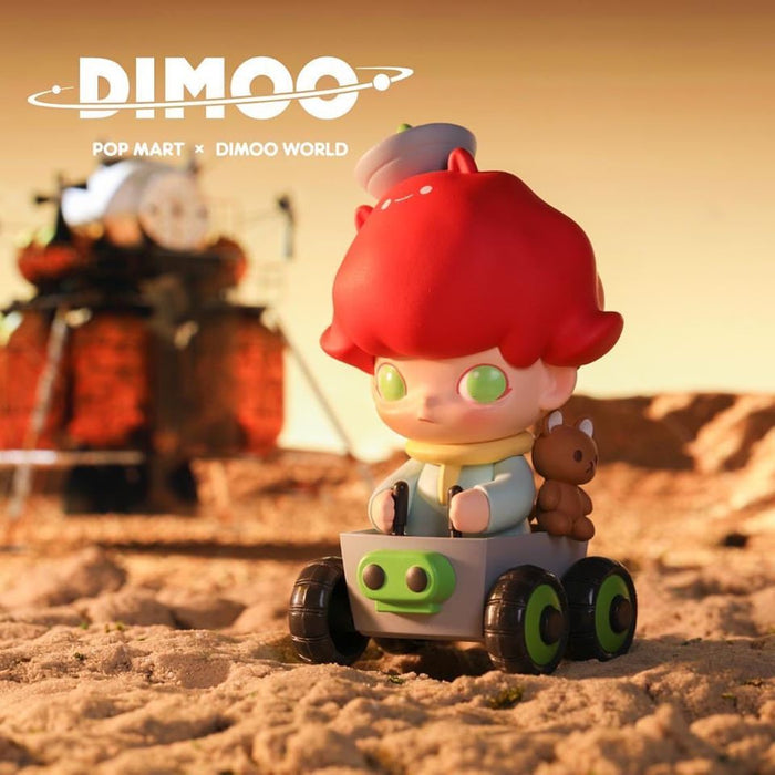 Dimoo Space Travel Series  by  Dimoo  x  POP Mart