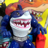 MonsterBeachParty  -  Shark Man by PandaPropaganda