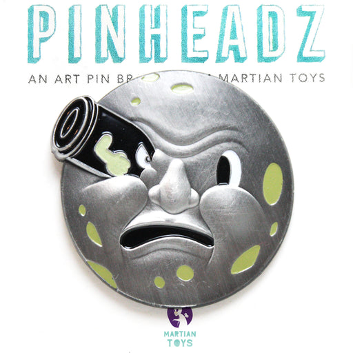 PinHeadz - Jason Rapert - Moon Man (Metallic with GID)
