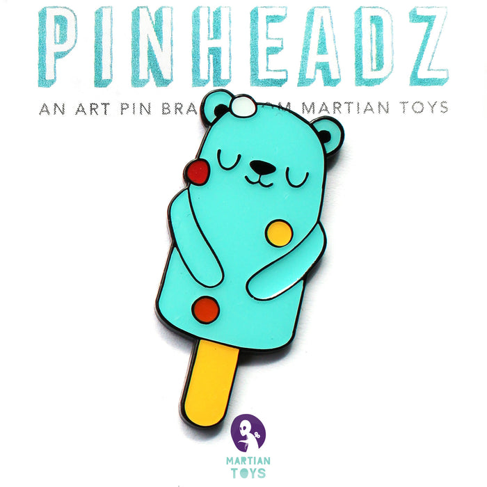 PinHeadz - Drool Wool - Popsicle Bear (6 colors)