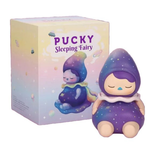 Sleeping Fairy by Pucky x POP Mart