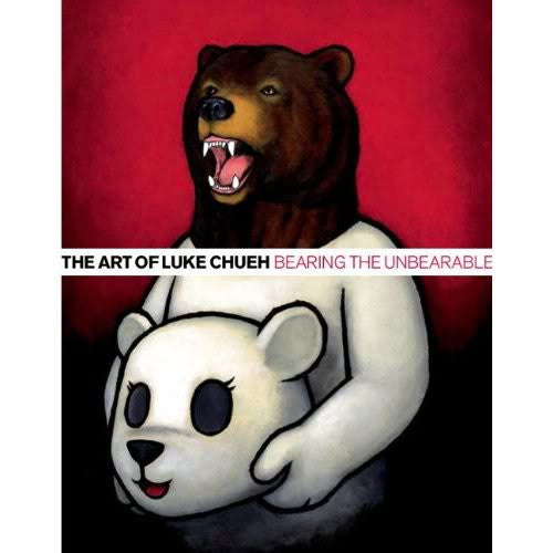 The Art of Luke Chueh - Bearing the Unbearable