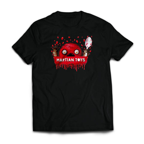 Cherry  Snow Cone T-shirt by Jason Limon