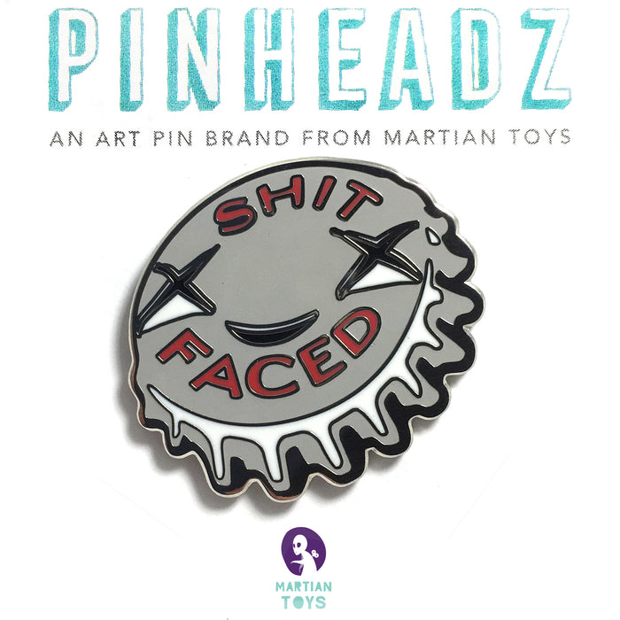 PinHeadz - Jason Limon - Shit Faced