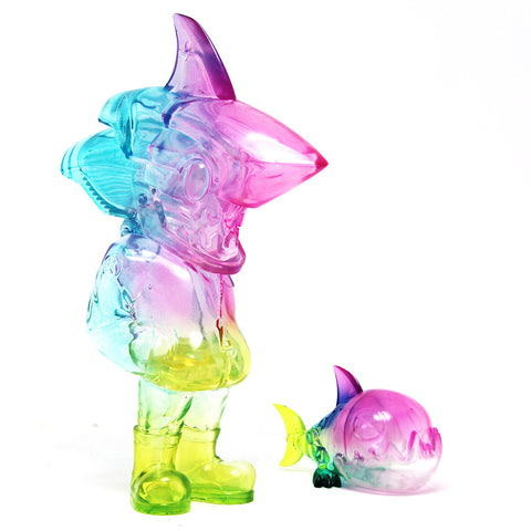 Sharko & Remi TOXIC KIDS ed. by QUICCS x Devil Toys