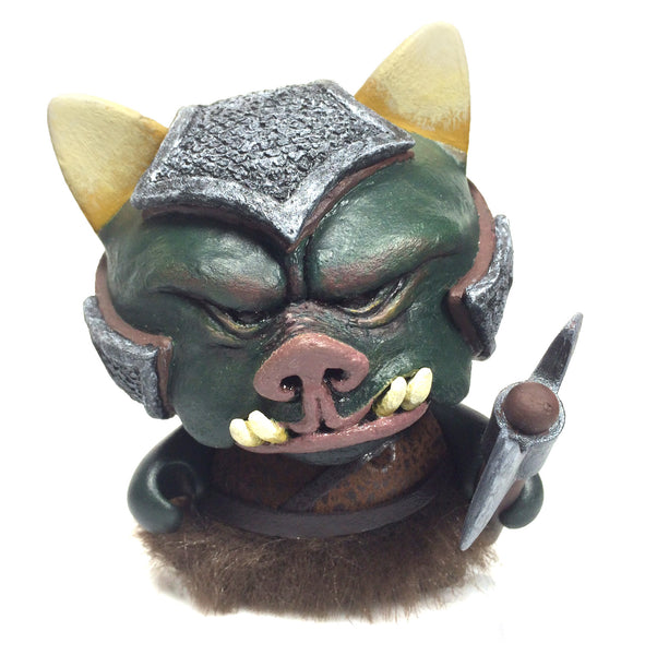 Gamorrean Guard Custom by MonkeyJenn