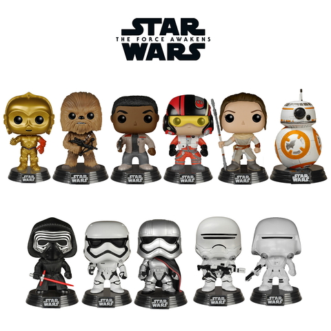 Funko Star Wars Force Awakens Figure Set