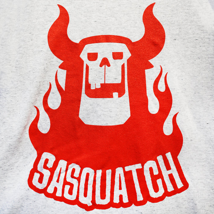 HORNS:Sasquatch TEE  by  Hands In Factory  x  Martian Toys