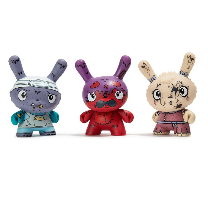 Scared Silly Dunny Series by The Bots!