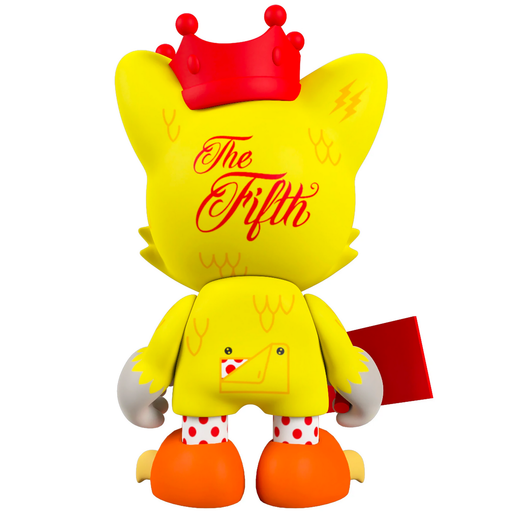 "King Janky The Fifth 3.5"" Vinyl Figure  by  Superplastic"