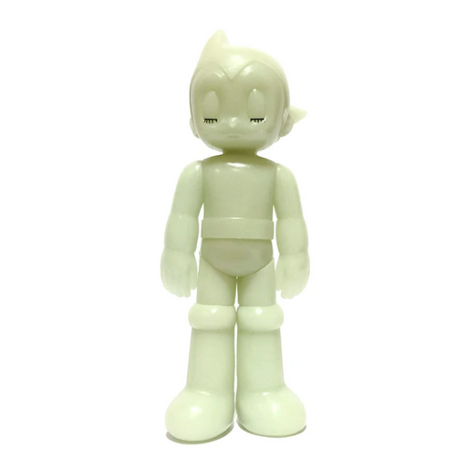 "Astro Boy PVC 5"" GID Closed Eyes Ed.  by  TokyoToy  x  ToyQube"