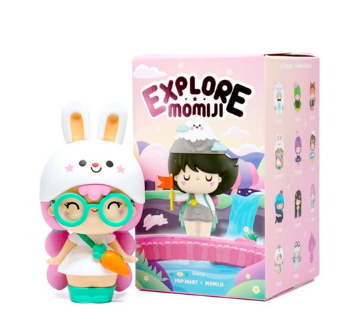 Explore Momiji by Momiji x POP Mart