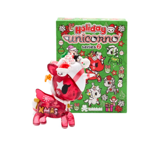 Holiday Unicorno Series 2 Blind Box by Toki Doki