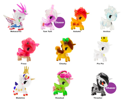 Unicorno Series 9 Blind Box by TokiDoki