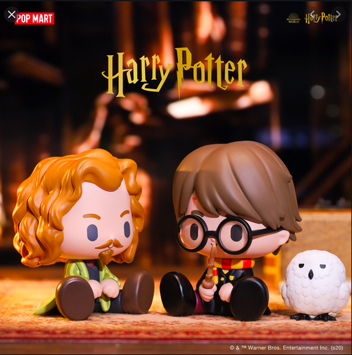 Harry Potter Magic Animals Series by Pop Mart
