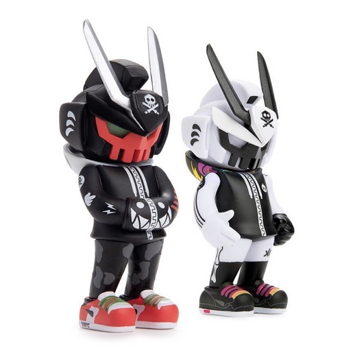 TEQ63 by Quiccs - DeadBots & Titan Kidrobot Editions - Limited Martian Reserves