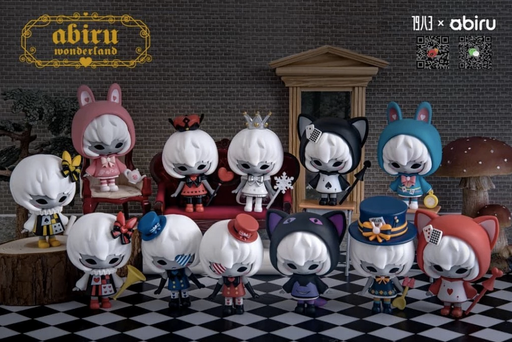 Abiru in Wonderland by Ari Abiru x 1983 Toys