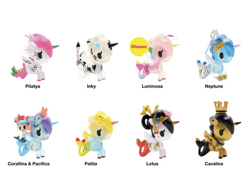 Mermicorno Blind Box Series 4 by tokidoki