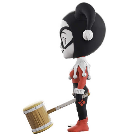 XXRAY Harley Quinn (Deluxe)