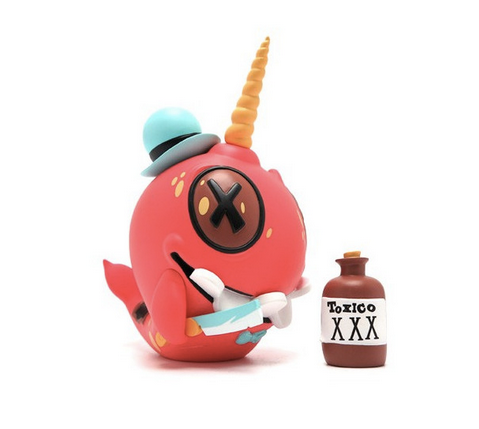 Mortimer the Mortician by Brant Peters x Artoyz