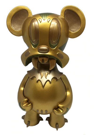 Nathan Hamill's Lavabear: Bronze Edition