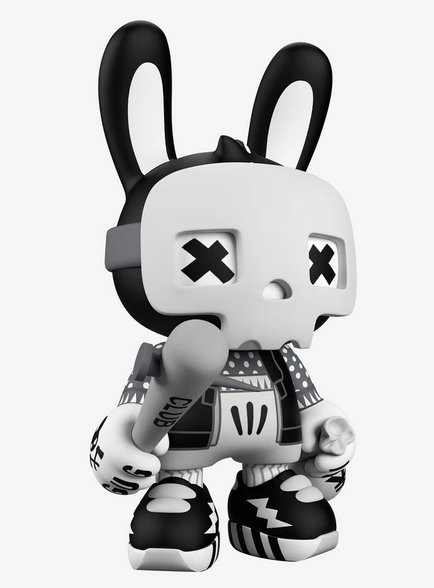 "Guggimon Fashion Guggi Club Edition SuperGuggi 8"" vinyl figure by Superplastic"