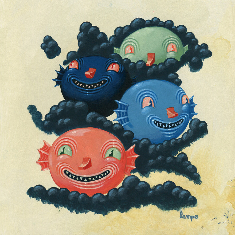 DumbSummons  -  Scrubble Chaunceys  by  Travis Lampe
