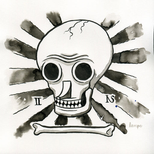 DumbSummons  -  Secret Skull Symbol  by  Travis Lampe