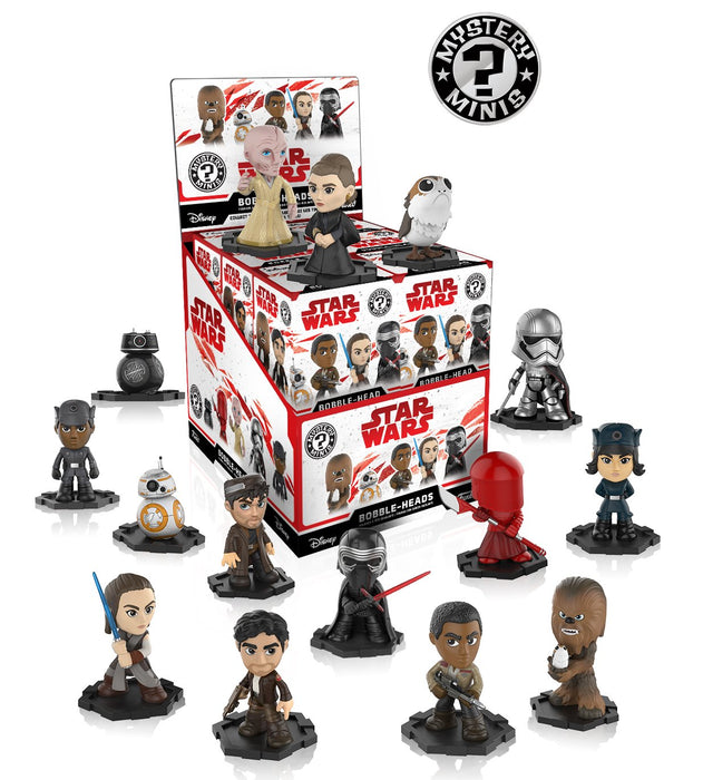 Mystery Minis - Star Wars The Last Jedi